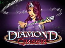 Виртуальный автомат на деньги: Diamond Queen