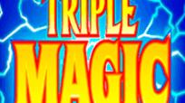 Онлайн-автомат Triple Magic с понятной панелью управления